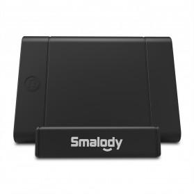 Smalody Wireless Portable Speaker Induksi Amplifier with Smartphone Stand - SL-30 - Black - 7