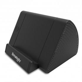 Smalody Wireless Portable Speaker Induksi Amplifier with Smartphone Stand - SL-30 - Black - 8