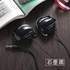 Sport Earphone Headphone Comfy - SN-Q140S - Black