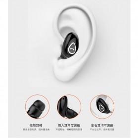 Earphone Bluetooth 4.1 Ultra Mini - YX01 - Black - 5