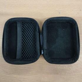 Kotak Penyimpanan Earphone EVA Case - C6964 - Black - 3