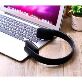 Portable Wireless HiFi Stereo Bluetooth Headphone - BT-06 - Black