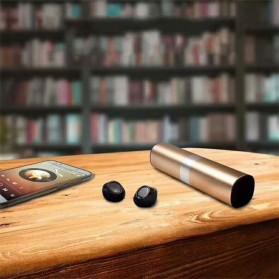 Yulubu TWS Sport True Wireless Bluetooth Earphone Headset with Charging Case - S2 - Gray - 4
