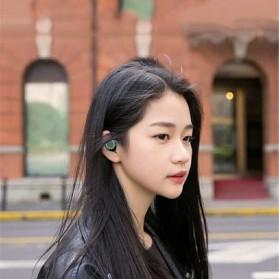 Yulubu TWS Sport True Wireless Bluetooth Earphone Headset with Charging Case - S2 - Gray - 9