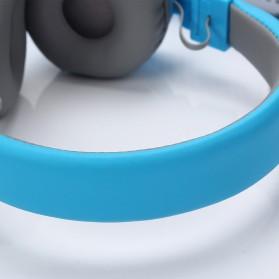 TransitionHD Wireless Headphone Bluetooth 5.0 Radio TF Function with Mic - SH12 - Black - 4