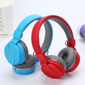 TransitionHD Wireless Headphone Bluetooth 5.0 Radio TF Function with Mic - SH12 - Black - 5