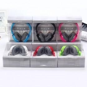 TransitionHD Wireless Headphone Bluetooth 5.0 Radio TF Function with Mic - SH12 - Black - 7
