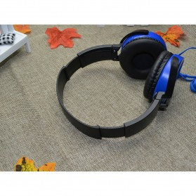 TransitionHD Wired Headphone Heavy Bass with Mic - MDR-XB450 - Black - 6