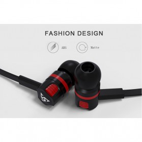 PTM Earphone Headset Extraordinary Sound Super Bass - T2 - Black - 8