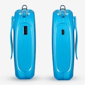 SHIDU Megaphone Mikrofon Penguat Suara Audio Tourguide Speaker 10W - SD-S615 - Black - 6