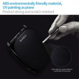 SHIDU Megaphone Mikrofon Penguat Suara Audio Tourguide Speaker 10W - SD-S615 - Black - 9