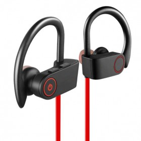 MIXIAO X-Buds Earphone Bluetooth Sport with Microphone - CSR86 - Black