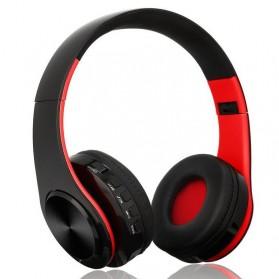 MIXIAO Bluetooth Headphone Foldable Super Bass - BTH-818 - Black