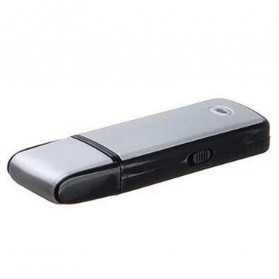 U-Disk Perekam Suara Digital Voice Recorder Flashdisk USB 2.0 8GB - SK858 - Black - 6