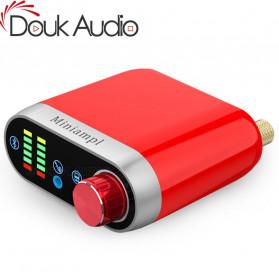 Douk Audio Mini Amplifier HiFi Bluetooth 5.0 Sound Card - TPA3116 - Black - 5