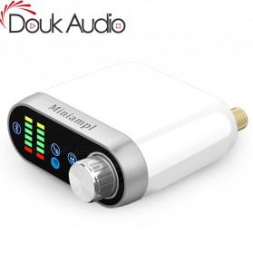 Douk Audio Mini Amplifier HiFi Bluetooth 5.0 Sound Card - TPA3116 - Black - 7