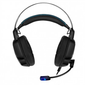 KOTION YOTMS Gaming Headphone Headset Super Bass LED with Mic - Y2 - Black - 2