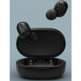 Redmi AirDots TWS Bluetooth 5.0 Earphone (Replika 1:1) - Black - 3