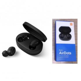 Redmi AirDots TWS Bluetooth 5.0 Earphone (Replika 1:1) - Black - 5