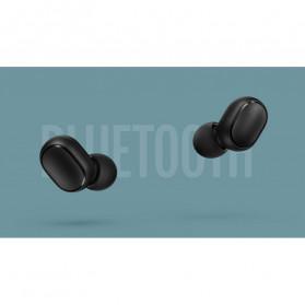 Redmi AirDots TWS Bluetooth 5.0 Earphone (Replika 1:1) - Black - 9
