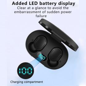 Robotsky TWS Sport Earphone True Wireless Bluetooth 5.0 with Charging Dock - A6L - Black - 2