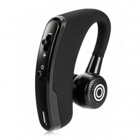 Jakcom Wireless Bluetooth Headset with Mic - V9 - Black