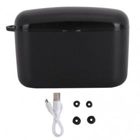 ZEBRA TWS Sport Earphone True Wireless Bluetooth 5.0 with Powerbank Charging Dock 2000mAh - M8 - Black - 6
