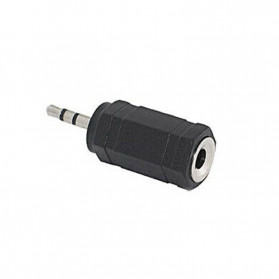 Overfly Adapter Konverter Audio AUX 2.5mm to 3.5mm - RCX-79 - Black - 4