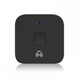 VIKEFON Music NFC Bluetooth Receiver 5.0 - BLS-B11 - Black - 8