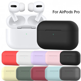 Sheingka Silicone Case Waterproof for AirPods Pro Charging Dock - DZPJ-M191 - Black