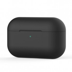 Sheingka Silicone Case Waterproof for AirPods Pro Charging Dock - DZPJ-M191 - Black - 2