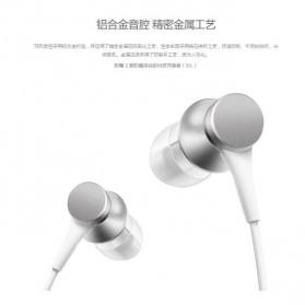 Xiaomi Mi Piston Huosai 3 Earphone Fresh Version (Replika 1:1) - Matte Black - 8
