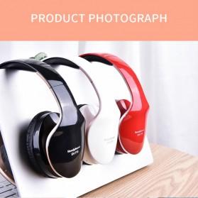 NISHEN Wireless Bluetooth Headphone Foldable with Microphone - SN-P18 - Black - 6