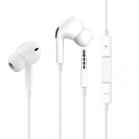 Centechia New Airpods III  In-ear Stereo Earphone 3.5mm with Microphone - White - 4