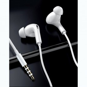 Centechia New Airpods III  In-ear Stereo Earphone 3.5mm with Microphone - White - 5