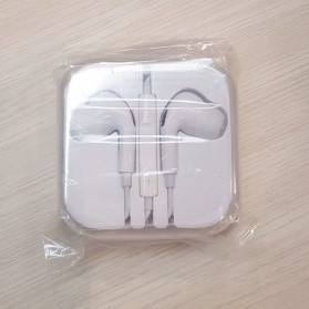 Centechia New Airpods III  In-ear Stereo Earphone 3.5mm with Microphone - White - 6