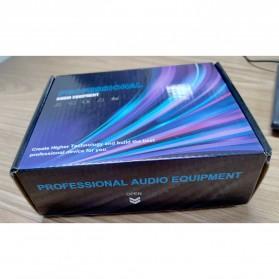 SZKOSTON Microphone Condenser USB for Computer Karaoke Mikrofon - BM-800 - Black - 4