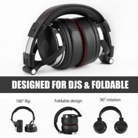 Oneodio Gaming Headphone Headset Studio Pro DJ with Mic - Pro-50 - Black - 3