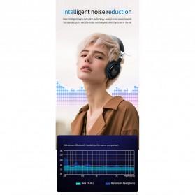 HANXI Wireless Headphone Bluetooth 5.0 3D Stereo with Mic - TM-061 - Black - 10
