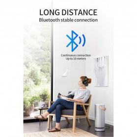 HANXI Wireless Headphone Bluetooth 5.0 3D Stereo with Mic - TM-061 - Black - 8