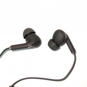 Kerokuru Sport Wireless Bluetooth Earphone Stereo dengan Mic - YB-1 - Black