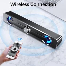 SADA Bluetooth Soundbar Home Theater HiFi Stereo Heavy Bass - V-111 - Black - 3