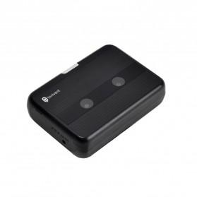 Tonivent Player Kaset Tape Walkman Bluetooth FM Radio - TON007B - Black - 6