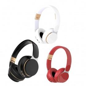 ONLENY Folding Wireless Headset Headphone Bluetooth 5.0 - 07S - Black - 2