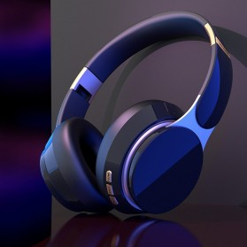 ONLENY Folding Wireless Headset Headphone Bluetooth 5.0 - 07S - Black - 3
