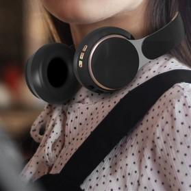 ONLENY Folding Wireless Headset Headphone Bluetooth 5.0 - 07S - Black - 5