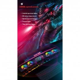 Niye Bluetooth Gaming Soundbar Home Theater HiFi 3D Surround - SH39 - Black - 8