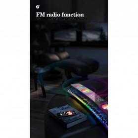 Niye Bluetooth Gaming Soundbar Home Theater HiFi 3D Surround - SH39 - Black - 12