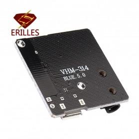 ERILLES Bluetooth Audio Receiver 5.0 Lossless Decoder Board 3.7-5V - VHM-314 - Black - 2