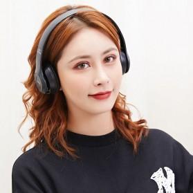 SHOUMI Bluetooth Wireless Headphone Headset Foldable - P47 - Black - 2